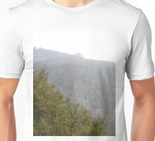 TREES & CLIFF Unisex T-Shirt
