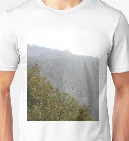 TREES & CLIFF Unisex T-Shirt