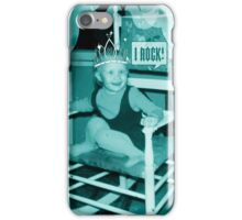I ROCK! iPhone Case/Skin