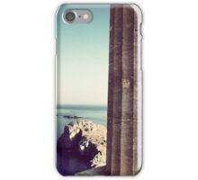 Lindos Columns iPhone Case/Skin
