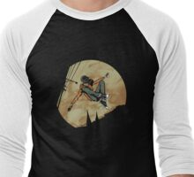 Leroy! Men's Baseball ¾ T-Shirt