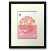 Gilmore Girls | Oy with the Poodles Framed Print