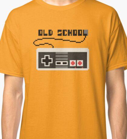 NES joystick. Pixelart. Classic T-Shirt