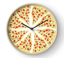 Pizzaa Clock