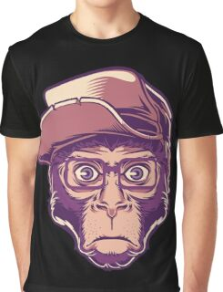 Swag Monkey Graphic T-Shirt