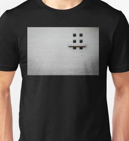Ojai Jail Windows Unisex T-Shirt