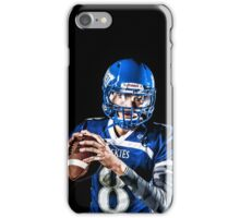 Football (US) Player iPhone Case/Skin