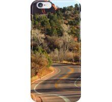 Deep in the heart of Garden of the Gods... Colorado Springs iPhone Case/Skin