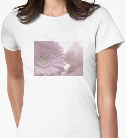 Tenderly Womens Fitted T-Shirt