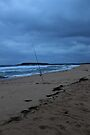 Gone Fishing... Bad Weather Approaching by Evita