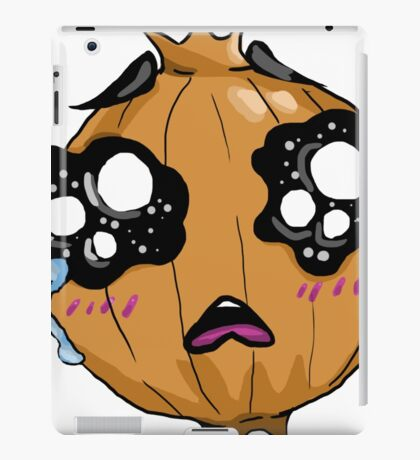 Ironic Onion iPad Case/Skin