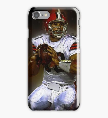 American Football Art 2 iPhone Case/Skin