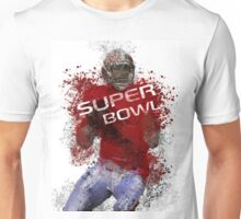 Super Bowl Art 1 Unisex T-Shirt