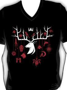 Stag-gered Houses - TF Version T-Shirt