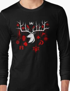 Stag-gered Houses - TF Version Long Sleeve T-Shirt