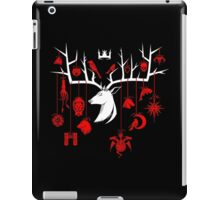 Stag-gered Houses - TF Version iPad Case/Skin