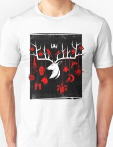Stag-gered Houses T-Shirt