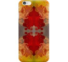 Passionate Explosions of Colorful Reality iPhone Case/Skin