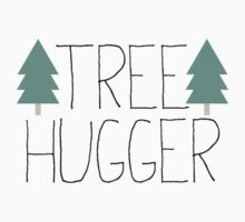 Tree Hugger - TREEHUGGER by CorrieJacobs