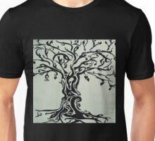 Zentanlge Tree Unisex T-Shirt