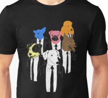 Dogs Of The Reservoir Unisex T-Shirt