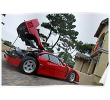 Home of the F40 Poster