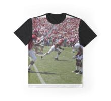 American Football Photo 1 Graphic T-Shirt