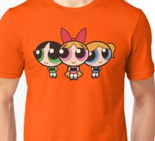 Power Puff Girls - Group Unisex T-Shirt
