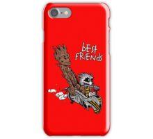 Raccoon and Tree iPhone Case/Skin