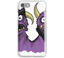 Two Heads iPhone Case/Skin
