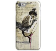 Dancing With Tears In My Eyes iPhone Case/Skin