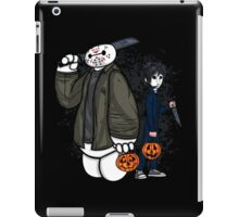 Big Slasher Six iPad Case/Skin