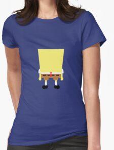 Minimalist Sponge Womens T-Shirt