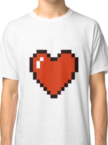 Pixel Luv Classic T-Shirt