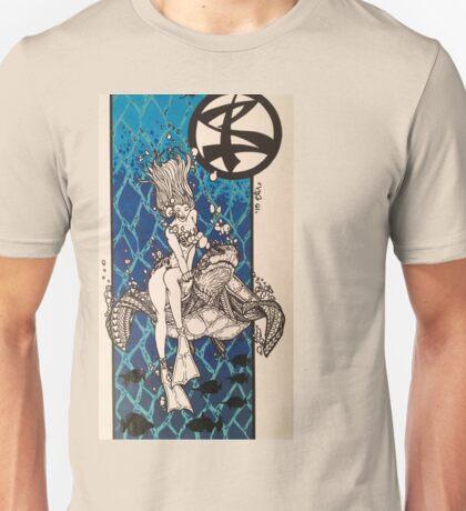 Pacific ride Unisex T-Shirt
