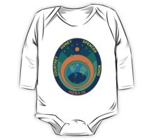 HERA IX Patch One Piece - Long Sleeve