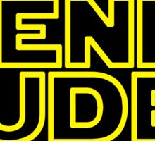 the Nudes Awaken Sticker