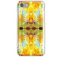 Tony's Tower Abstract Pattern Artwork iPhone Case/Skin
