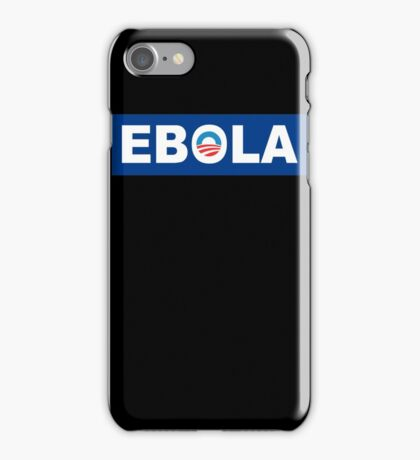 Obama Ebola Spoof iPhone Case/Skin