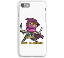 Level 20 Assassin iPhone Case/Skin