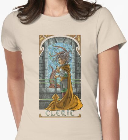 La Clerc - The Cleric Womens Fitted T-Shirt
