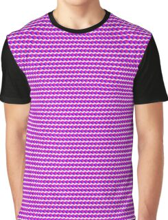 Pixel Boxes Graphic T-Shirt