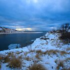 January Storm Clouds by Chris Coates