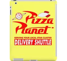 Pizza Planet iPad Case/Skin