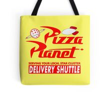 Pizza Planet Tote Bag