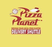 Pizza Planet Kids Clothes