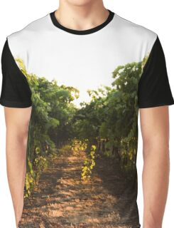 Morning In The Valley Graphic T-Shirt