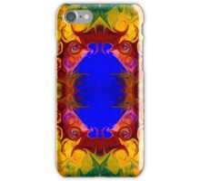 Wisdom Of The Ages Abstract Patterned Artwork  iPhone Case/Skin