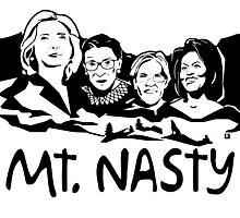 Nasty Women Photographic Print