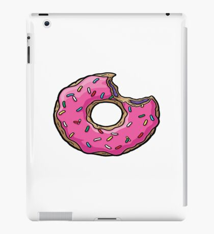 Simpsons Donut iPad Case/Skin
